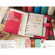Webster's Pages Color Crush Planner Kit, Dark Pink