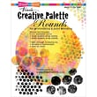 Stampendous Rounds Creative Palette