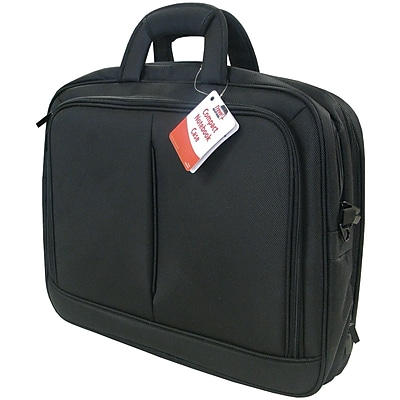 Petra Top-Loading Notebook Bag, 17