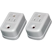 AXIS® 1-Outlet Surge Protector
