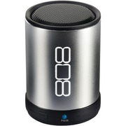 808™ Canz Bluetooth Wireless Speaker, 2W, Silver