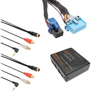 Isimple® Dual Auxiliary Audio Input Interface For Select GM 11-Bit LAN Vehicles