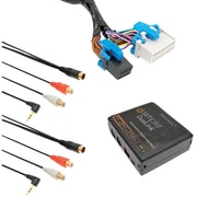 Isimple® ISGM535 Dual Auxiliary Audio Input Interface for Select GM Class II Radio Vehicles