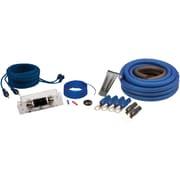 SoundQuest SQK0 0 Gauge Copper-Clad Aluminum Amplifier Wiring Kit, 1500 W
