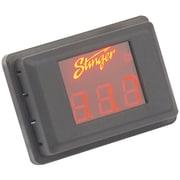 Stinger 3 Digit Voltage Gauge LED Display, Red