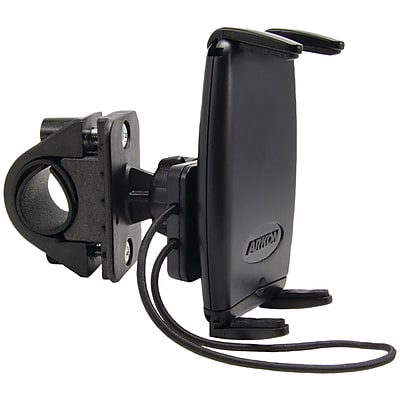 Arkon Slim-Grip SM532 Handlebar Mount for Smartphones, Black 1592252