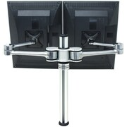 Atdec Visidec Articulating Dual LCD Monitor Mount