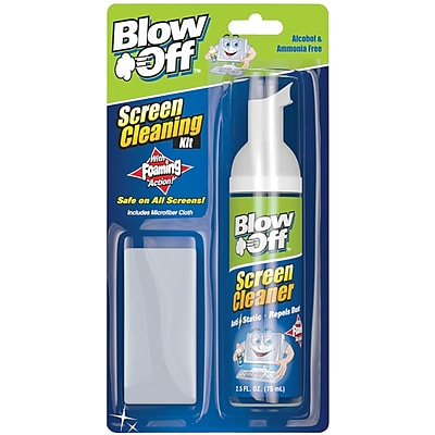 Blow Off Foaming Screen Cleaning Kit 1592245