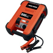 Black & Decker™ 500 A Jump Starter With LED Light