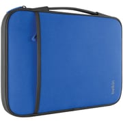 Belkin® Blue Neopro Netbook/Chromebook Sleeve