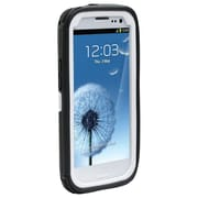 Body Glove ToughSuit Ultra Rugged Case With Belt Clip Holster For Samsung Galaxy S3, White/Gray