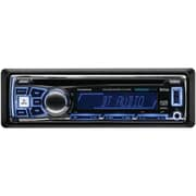 Boss® 752UAB Single-DIN Mechless Bluetooth MP3 Player Receiver With Remote/RGB Illumination, 240 W