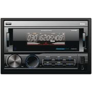 Boss® 812UAB In-Dash Double-DIN Bluetooth MP3 Player Mechless Receiver With Remote