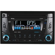 Boss® 870DBI Double-DIN In-Dash CD Receiver With Bluetooth, 80 W x 4