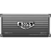 Boss® Armor Series Class AB Power Amplifier With Remote Subwoofer Control, 1 Channel, 2000 W