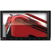 "Boss® In-Dash Double-DIN 7"" Motorized Touch-Screen Monitor DVD Player"