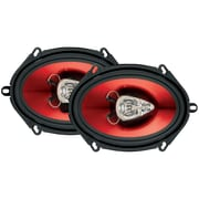 "Boss® CH5730 Chaos Extreme 5"" x 7"" 3 Way Full-Range Speaker, 300 W"