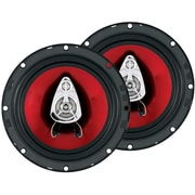"Boss® CH6530 Chaos Exxtreme 6 1/2"" 3 Way Full-Range Speakers, 300 W"