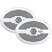 "Boss® MR690 6"" x 9"" 2-Way Full-Range Marine Speaker, 350 W"
