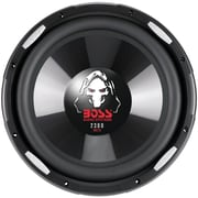 "Boss® Phantom Series P126DVC 12"" 2300 W Dual Voice-Coil Subwoofer"