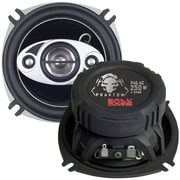 "Boss® P45.4C Phantom 4"" 4-Way Full-Range Speaker, 250 W"