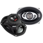 "Boss® P69.4C Phantom 6"" x 9"" 4-Way Full-Range Speaker, 800 W"