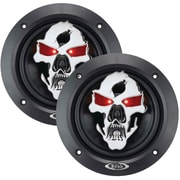 "Boss® SK553 Phantom Skull 5 1/4"" 3 Way Full-Range Speaker, 275 W, Black"