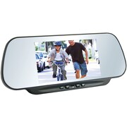 Boyo® VTM600M Clip-On LCD Rear View Mirror Monitor, 6""
