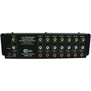 CE Labs® Prograde Composite A/V Distribution Amplifier With 1 Input/7 Output