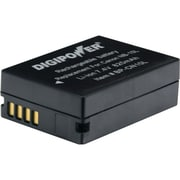 DigiPower® BP-CN10L Digital Camera Replacement Battery For Canon® PowerShot® G1/G15/SX40HS