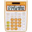 Casio® MS-10VC 10-Digit Standard Function Desktop Calculator, Orange