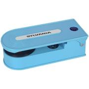 Sylvania USB Turntable Record Player With PC Encoding, Blue