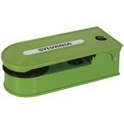 Sylvania USB Turntable Record Player with PC Encoding, Green