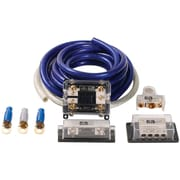 Db Link™ Competition Series 0 Gauge ANL Dual Amplifier Installation Kit