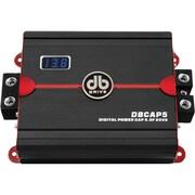 Db Drive® Okur® Amp-Style Digital Capacitor, 5-Farad, Black
