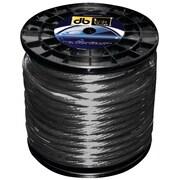 Db Link™ Power Series Power Wire, 8 Gauge, 250', Black
