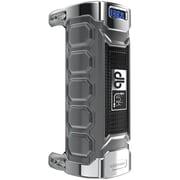 db Link™ Ultra Hybrid High-Performance Capacitor, 4-Farad, Black/Silver