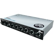 DB Drive™ Speed Series Adjustable 4-Band Parametric Equalizer