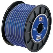 Db Link™ Strandworx™ Speaker Wire, 10 Gauge, 100', Gunmetal Gray/Blue