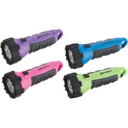 "Dorcy® 55-Lumens Incredible Floating 4-LED Flashlight, Assorted, 6 1/2""H x 2 1/2""W"