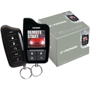 Python® Responder™ SST 2-Way Security System With Remote-Start, Black