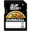 Duracell® SD (Secure Digital) Class 10 UHS-1 Memory Card, 32GB