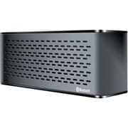 Isound Sonic Waves Rechargeable Bluetooth Speaker, 6W, Black