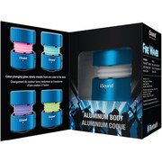 Isound Fire Waves Bluetooth Speaker, 3W, Blue