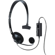 DreamGEAR® DGPS4-6409 Wired Broadcaster Headset, PlayStation®4