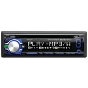Dual DCBT304U Single-DIN Bluetooth AM/FM/MP3 CD Receiver With Front Panel USB, 240 W
