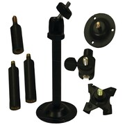 Foscam Premium Heavy-Duty Adjustable Mounting Bracket, Black