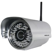Foscam Wireless IP Security Camera, Silver