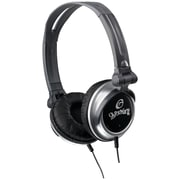 Gemini® On-Ear Professional DJ Headphones, Black