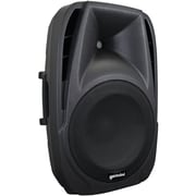 "Gemini® ES Series 12"" 2-Way Active Loudspeaker With Bluetooth, 600 W, Black"